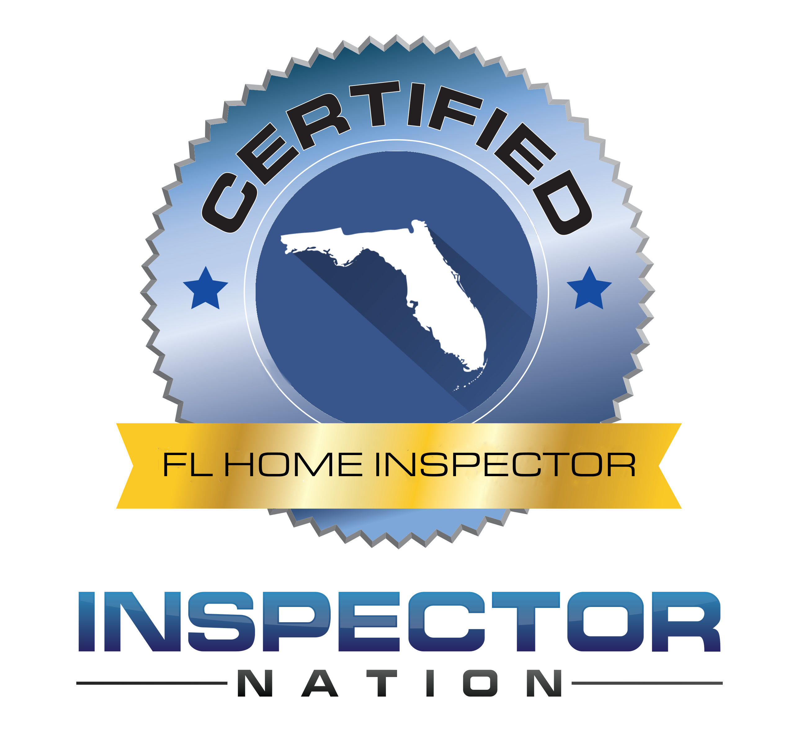 inspector nation certified home inspector badge florida fl