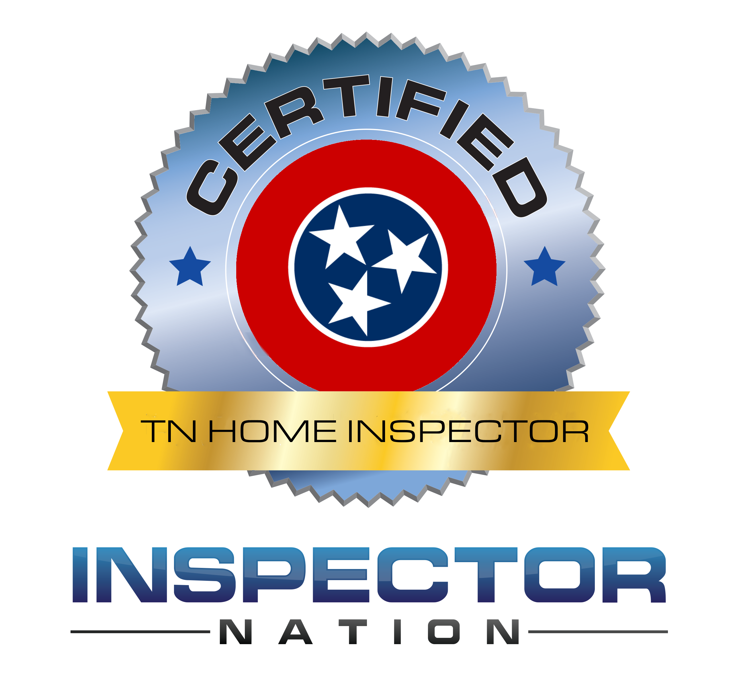 inspector nation certified home inspector badge tennessee tn